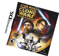 Star Wars the Clone Wars: Republic Heroes - Nintendo DS