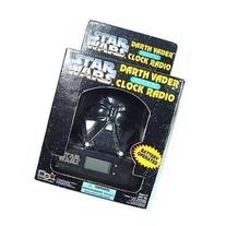 Star Wars Darth Vader AM/FM Clock Radio by MGA