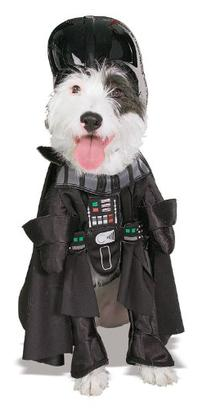 Star Wars Medium Darth Vader Pet Costume