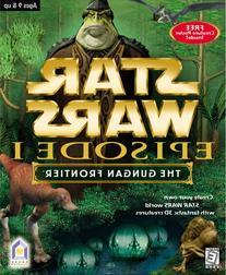 Star Wars Episode 1: The Gungan Frontier - PC/Mac