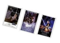 Star Wars: Episode IV, V & VI - Movie 24x36 Poster