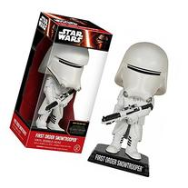 Star Wars: The Force Awakens - First Order Snowtrooper Wacky