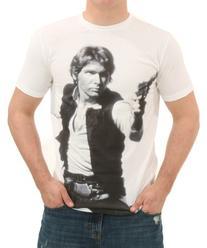 Mens Star Wars Han's Blast T-Shirt