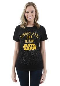 Women's Star Wars Let's Cuddle T-Shirt