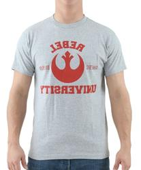 Star Wars Rebel University T-Shirt