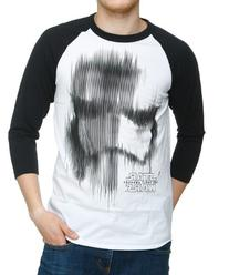 Star Wars Storm Trooper Water Color Drip Raglan T-Shirt