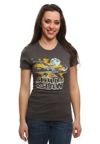 Womens Star Wars X Wing Spacey T-Shirt