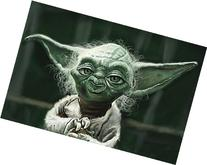 "Star Wars Yoda ""Jedi Master"" Caricature Limited Edition"