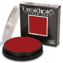 Mehron Starblend Cake Makeup - Red