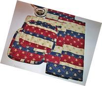 Stars & Stripes Kitchen Linens Set