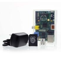 Raspberry Pi Starter Kit with Model B Board, Power Supply,