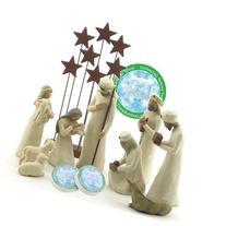 Willow Tree 10 Piece Starter Nativity Set By Susan Lordi