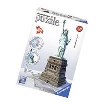 Statue of Liberty 106 Piece 3D Puzzle by Ravensburger