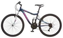"Mongoose Status 2.2 Women's 26"" Wheel Mountain Bike"