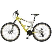 "Men's Status 26"" Full Suspension Bike"