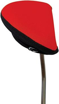 Stealth 2 Ball Putter Cover, Red