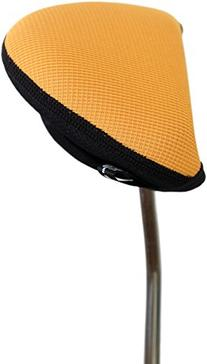 Stealth 2 Ball Putter Cover, Yellow