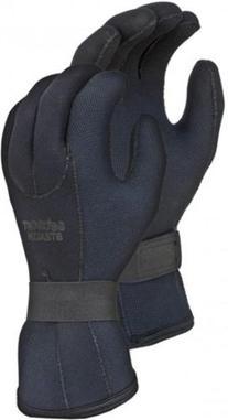Seasoft Stealth DinaHide Gloves, 3mm