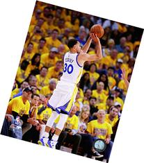 Stephen Curry Golden State Warriors 2015 NBA Playoff Action