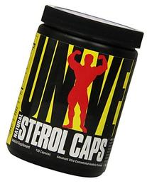 Universal Nutrition Natural Sterol Complex, 120-Count by