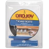 """Velcro Sticky Back Hook And Loop Fastener - 0.75"""" Width X 5"""