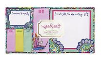 Lilly Pulitzer Sticky Note Set, Lagoon