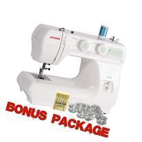 Janome 2212 12 Stitch FullSize Freearm Sewing Machine,