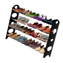 ForHauz Shoe Organizer 20 Pair Storage Rack Space Cabinet