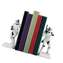 Star Wars Stormtrooper Decorative Bookends - Resin Statues 6