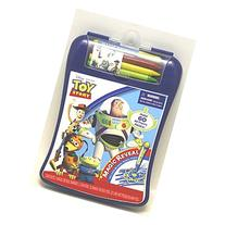 Toy Story 3 Magic Reveal Activity Pad with Markers ~ Colors&