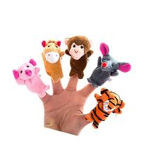 Better line ® 20 Piece Story Time Finger Puppets Set -
