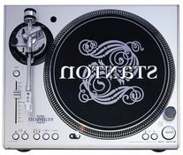 Stanton STR8-100 Direct-Drive Digital Turntable with
