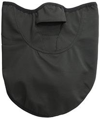 686 Men's Strap Face Mask, Solid Black, One Size