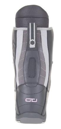 LTD Stratus Snowboard Boots Charcoal Women's Sz 6