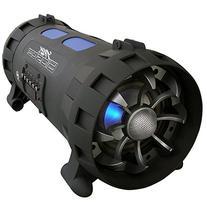 PYLE Street Blaster PBMSPG100 Rugged & Portable Bluetooth