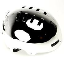 Lazer Street Deluxe Helmet: Chrome; SM