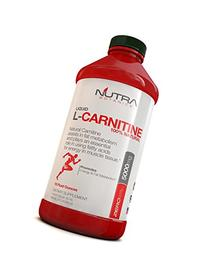 Nutra Botanics High Strength Liquid L-Carnitine 5000 Mg, 16
