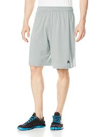 Russell Athletic Men's Stretch Performance Short, Grey/
