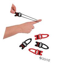 Stretchy Flying Ninjas - 12 pc