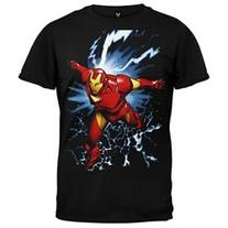 Iron Man - Iron Strike T-Shirt - 2XL