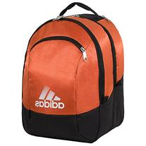 adidas 5133935 Striker Team Backpack,Team Orange,One Size