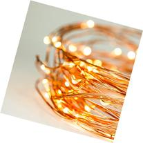LED String Fairy Lights in Warm White from Visual Signature