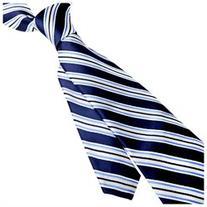Zodaca Striped Business Wedding Classic Twill Style Necktie