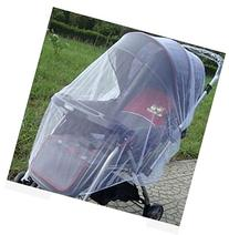 Baby Stroller Pushchair Mosquito Insect Shield Net Safe