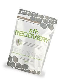 Stronger Faster Healthier Grass Fed Protein Recovery Powder