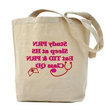 CafePress - More Student Nurse Tote Bag - Natural Canvas