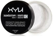 NYX HD Studio Photogenic Finishing Powder - Translucent