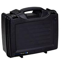 STUDIOCASE Wireless Microphone System Hard Case w/ Foam -