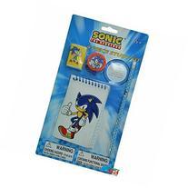 Sonic 4pc Study Kit