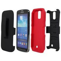 Fosmon STURDY Shell Holster Combo Case with Belt Clip &